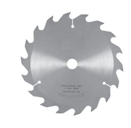 Thin Kerf Sawblade - Click to enlarge picture.