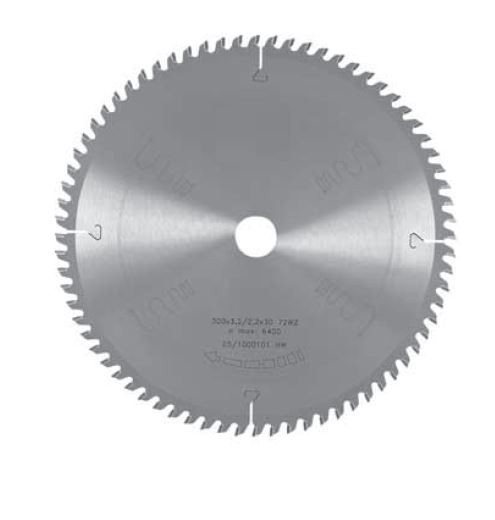 Panel Sizing Sawblade - Click to enlarge picture.